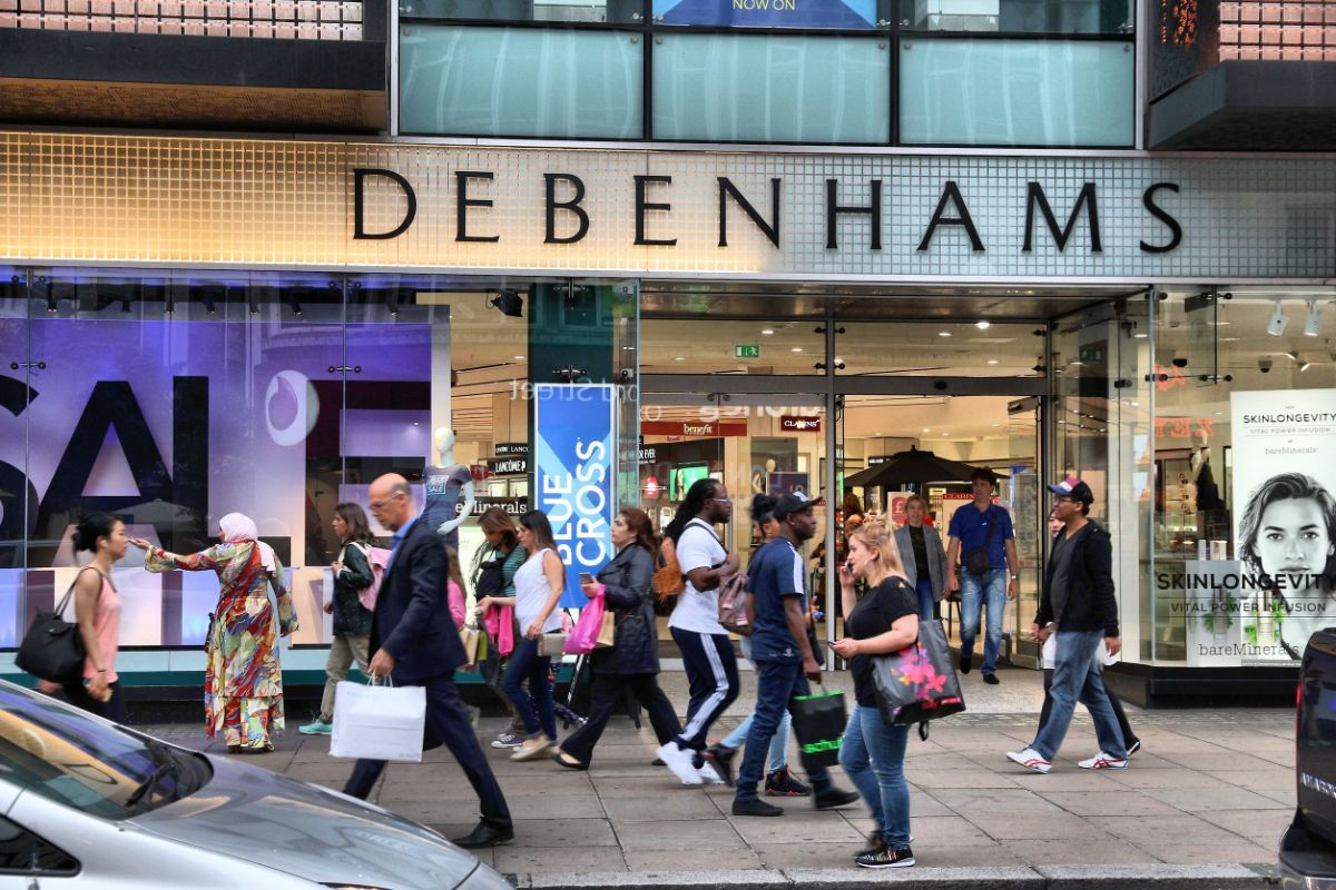 The fall of Debenhams: What does it mean to go into Administration?